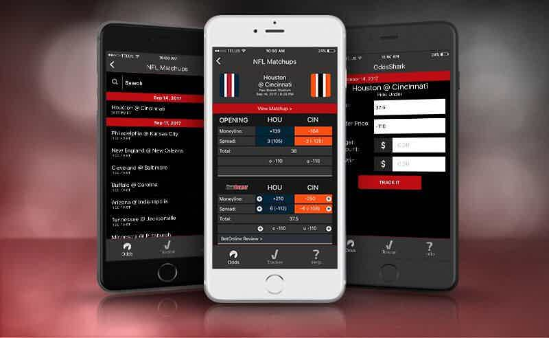 Who has Best App for NFL Football Betting?