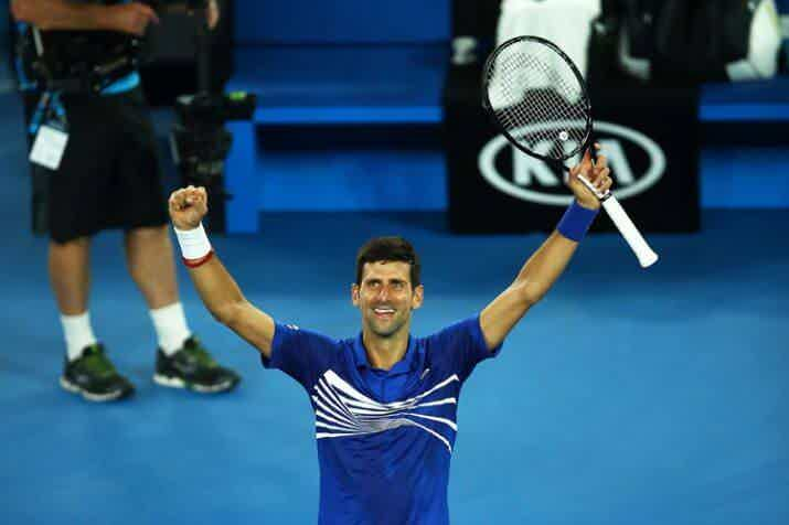 Australian Open 2019 odds & results