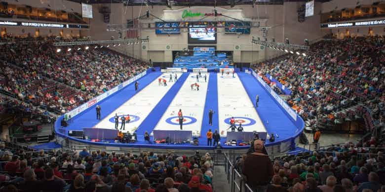 Curling Live Bets