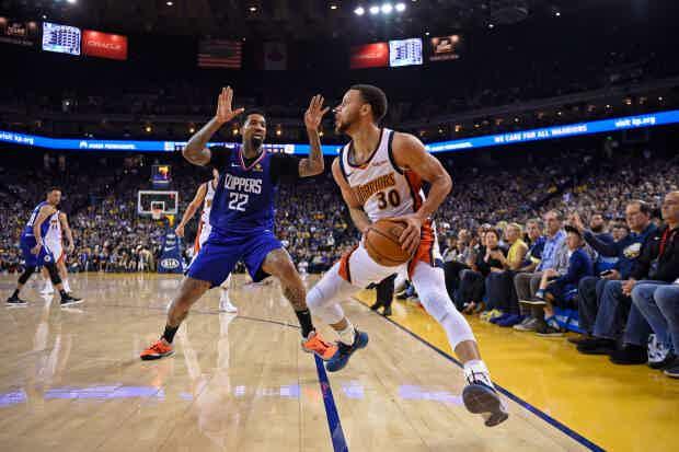 NBA Playoff Brackets