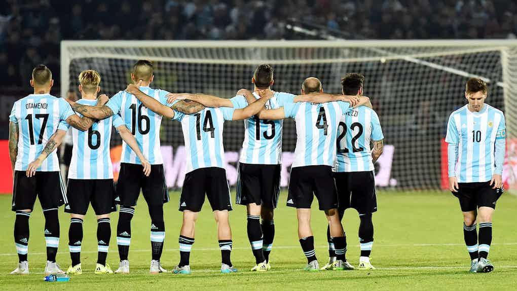 Argentina Copa America 2016