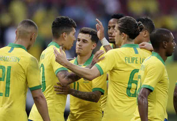 Brazil Betting Odds