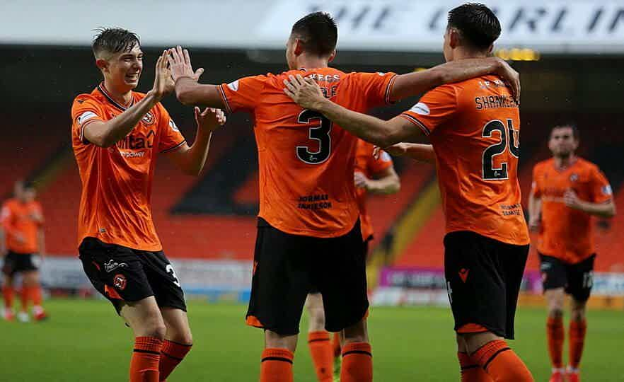 Dundee United odds