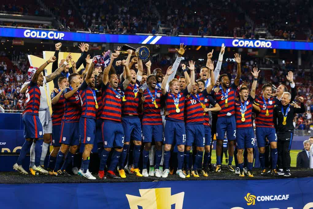 CONCACAF Gold Cup Betting Odds