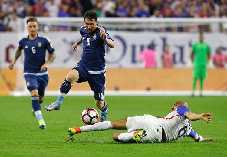 Argentina Winning Odds