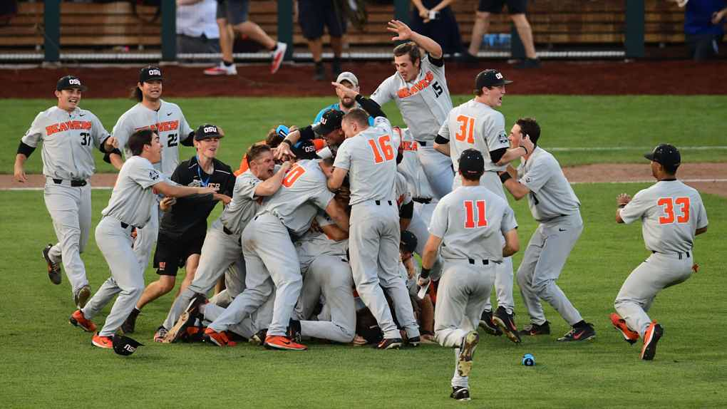 How College Baseball Playoffs Work
