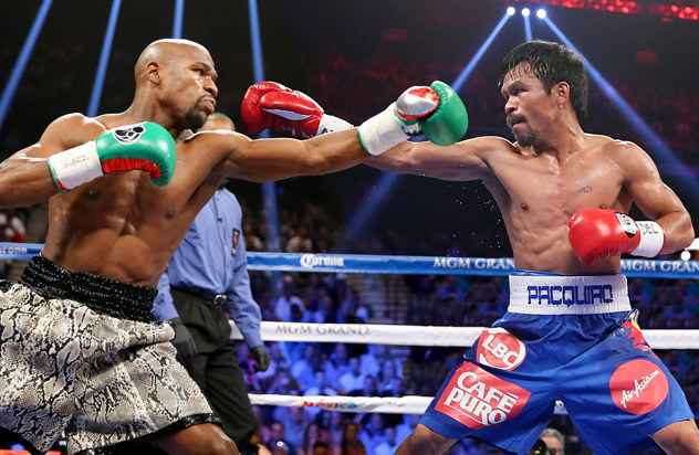 will pacquiao fight mayweather