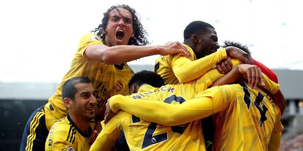 Newcastle 0 1 Arsenal