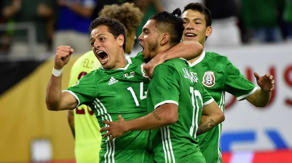 Mexico Betting Odds
