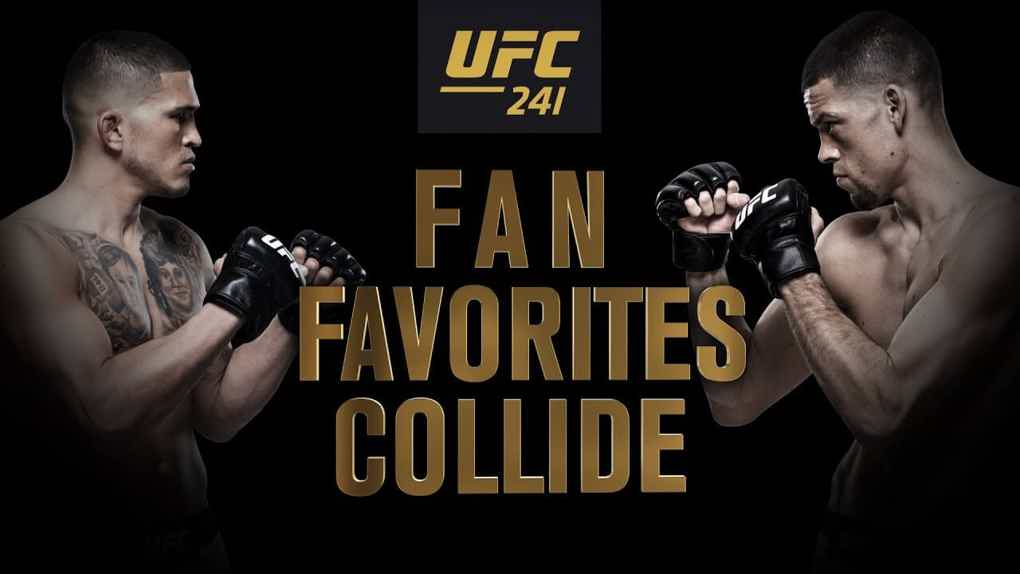 ufc 241 where to watch