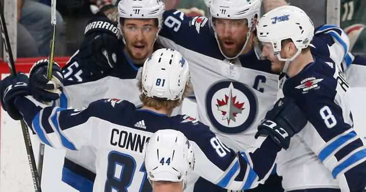 Winnipeg Jets odds