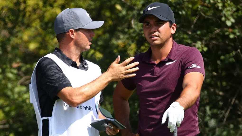 Jason Day Luke Reardon
