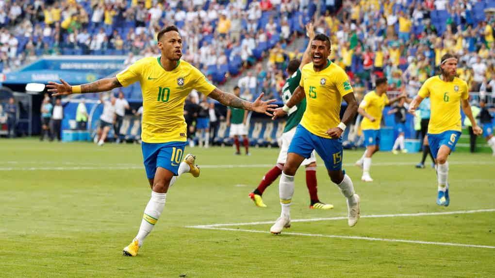 Brazil Goal Scorer Odds