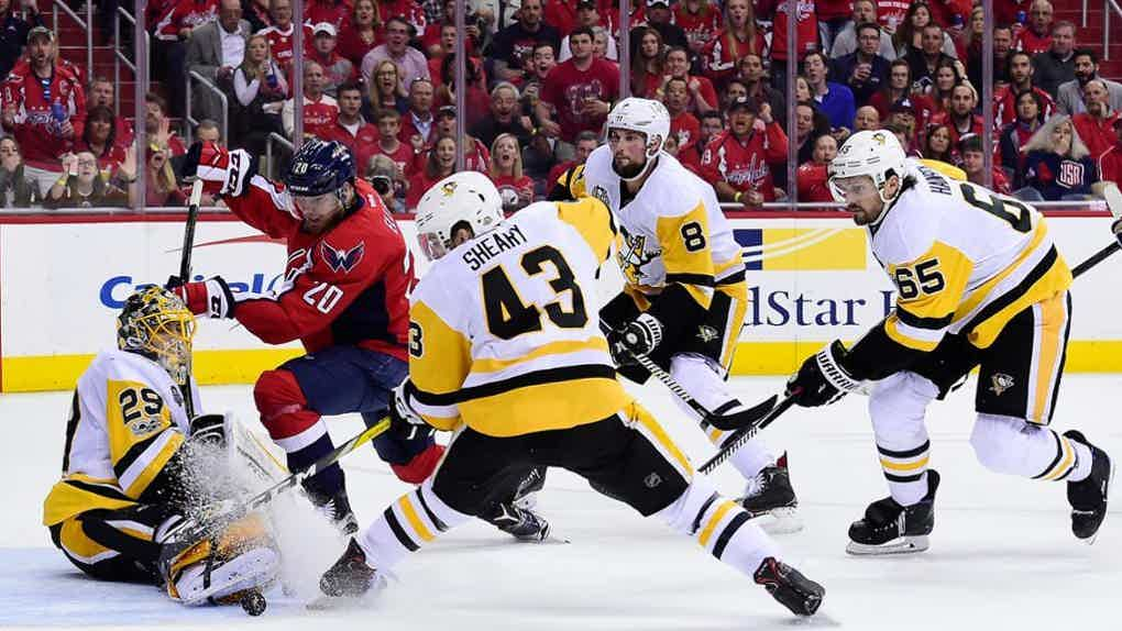 NHL Betting Odds 2019