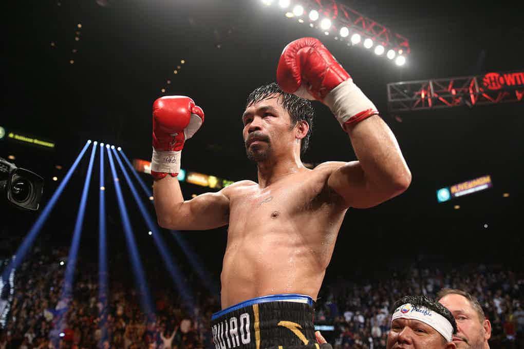 Manny Paquiao odds 2019