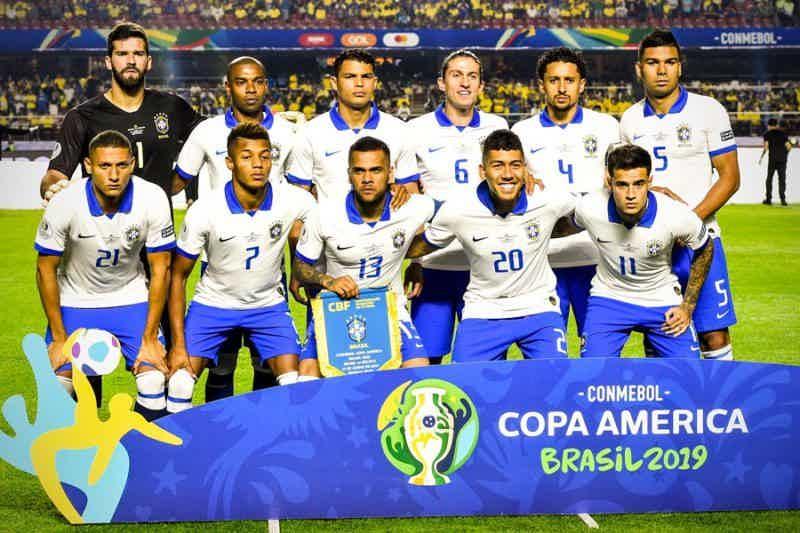 Brazil Copa America Odds