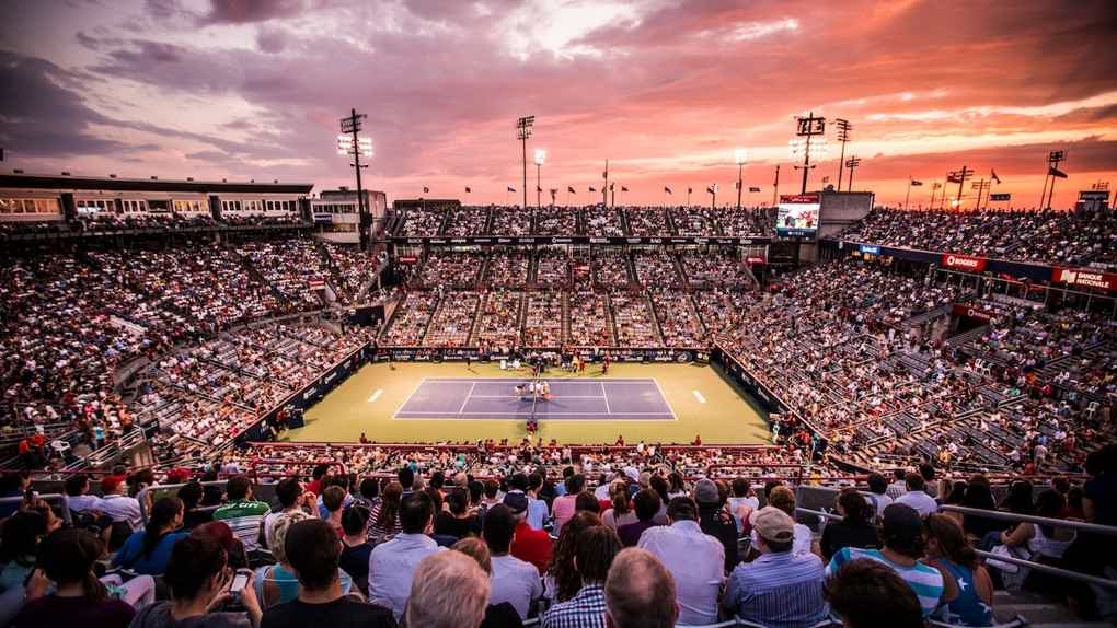 Rogers Cup betting odds
