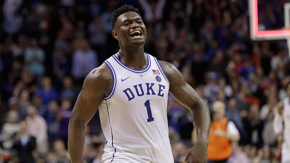 What are the current 2019 NBA draft odds