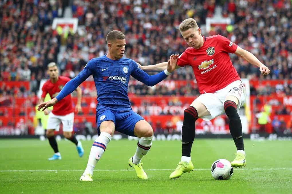 United 4 0 Chelsea