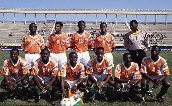 Ivory Coast 1992