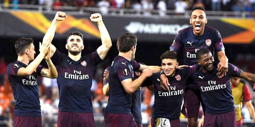 Arsenal Europa League Semi Final Asian Handicap Betting