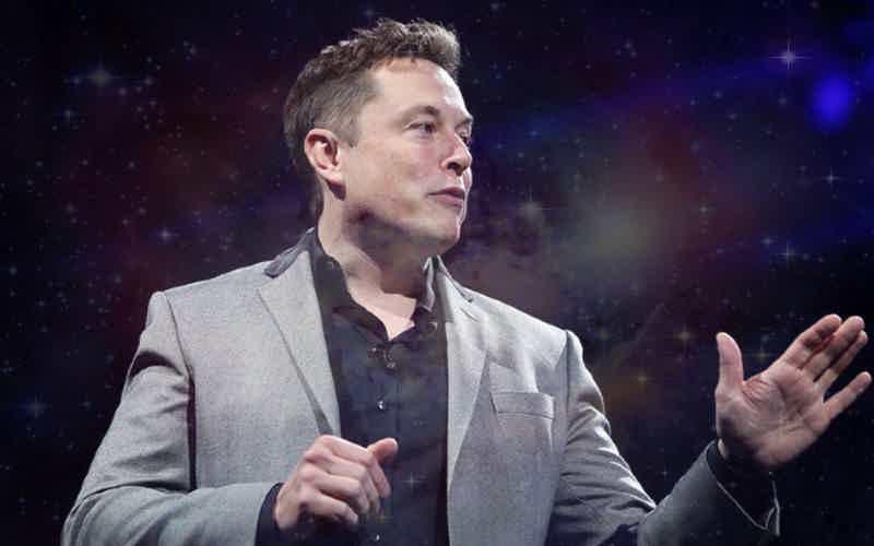 Elon in space