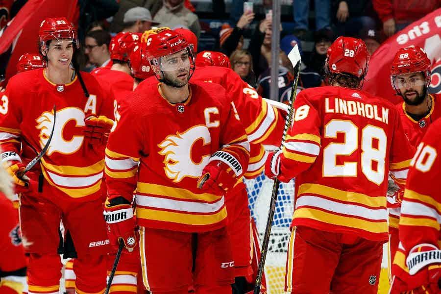 Flames Vegas Odds