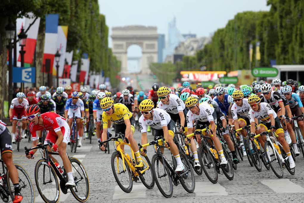 Tour de France Betting Odds