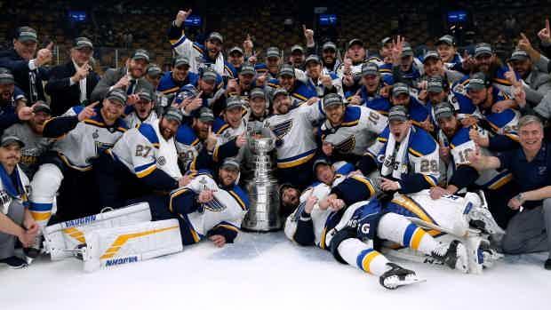 Vegas Odds Stanley Cup