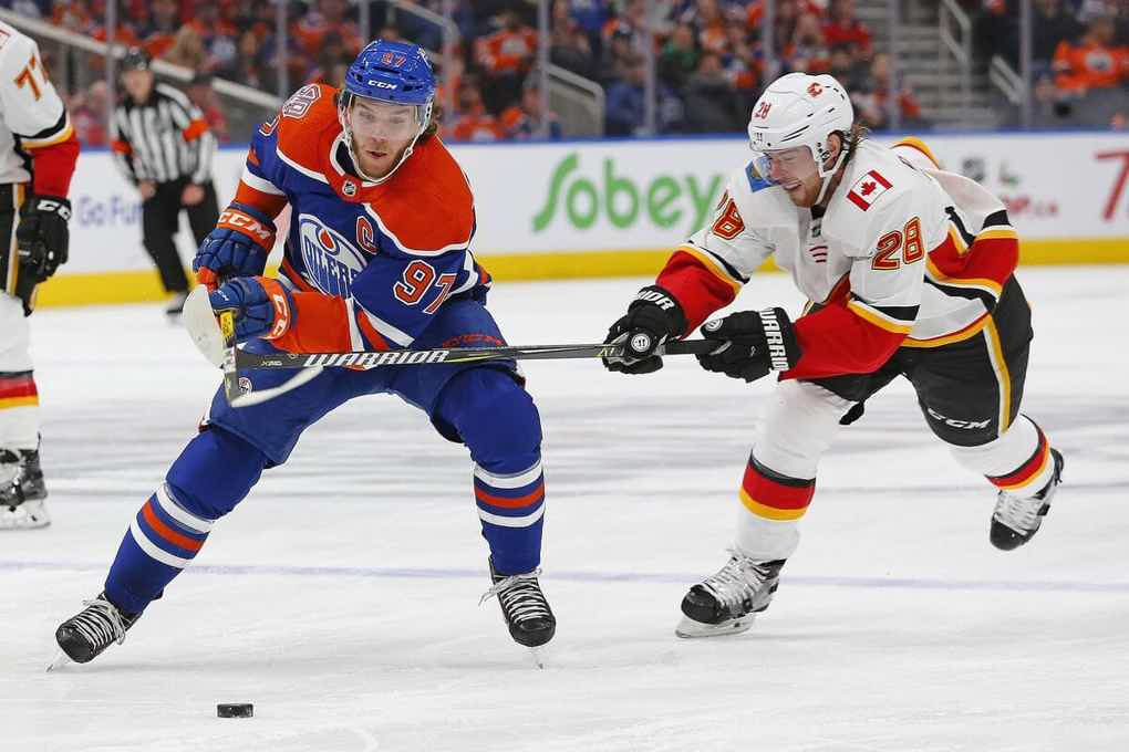 NHL Playoff Vegas Odds