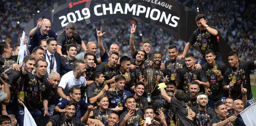CONCACAF Champions League betting odds