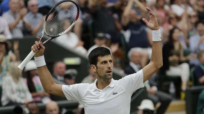 Tennis Odds Over Under
