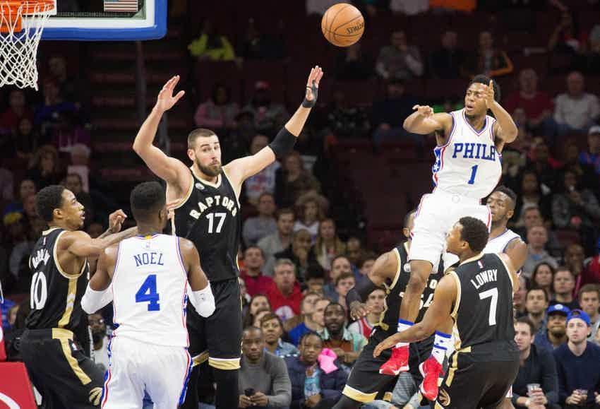 NBA Playoff Odds 2019