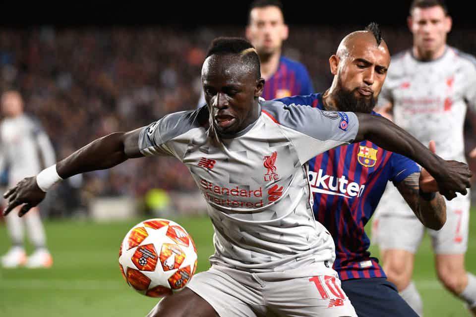 Sadio Mane Anytime Goalscorer