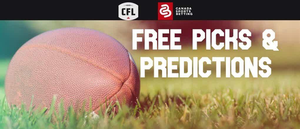 CFL free picks CSB