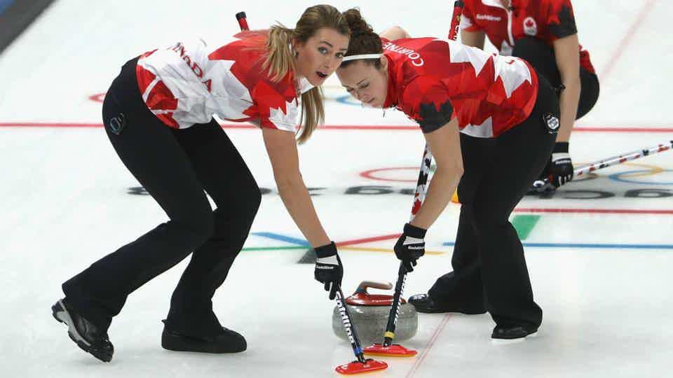 Curling Best Odds
