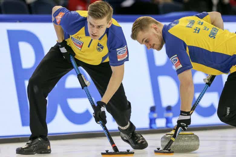 Curling Odds