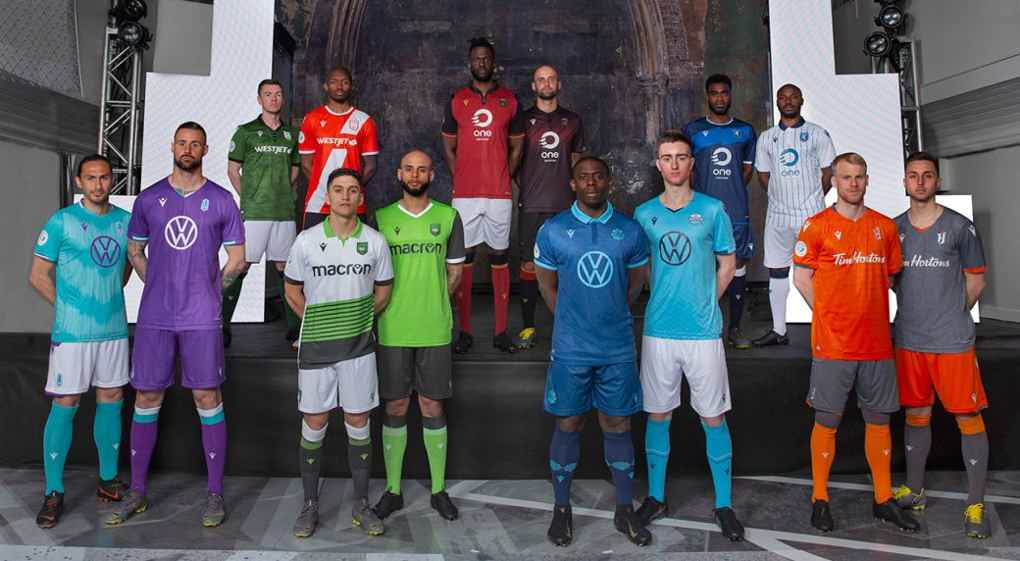 Canadian Premier League 2019 Odds