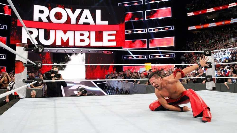 WWE Royal Rumble Predictions