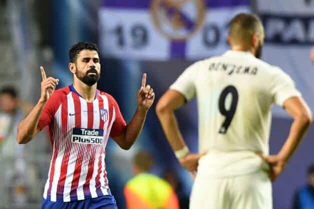 Atletico de Madrid Odds