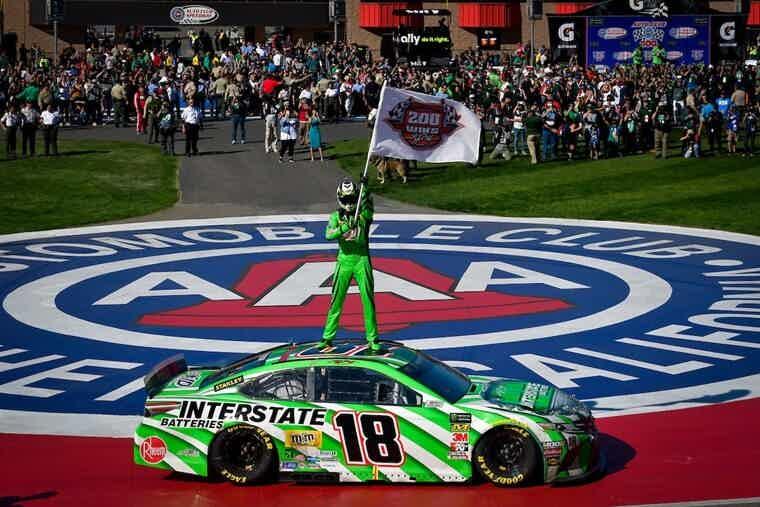 NASCAR Free Pick