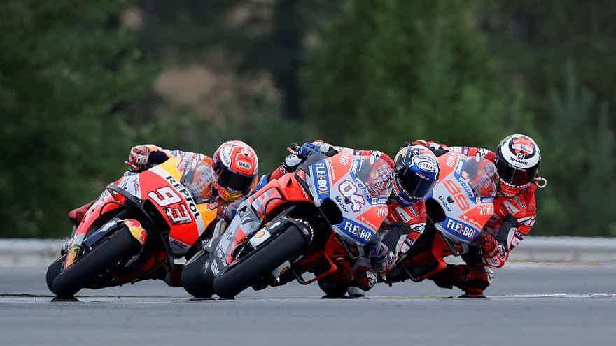MotoGP Vegas Odds
