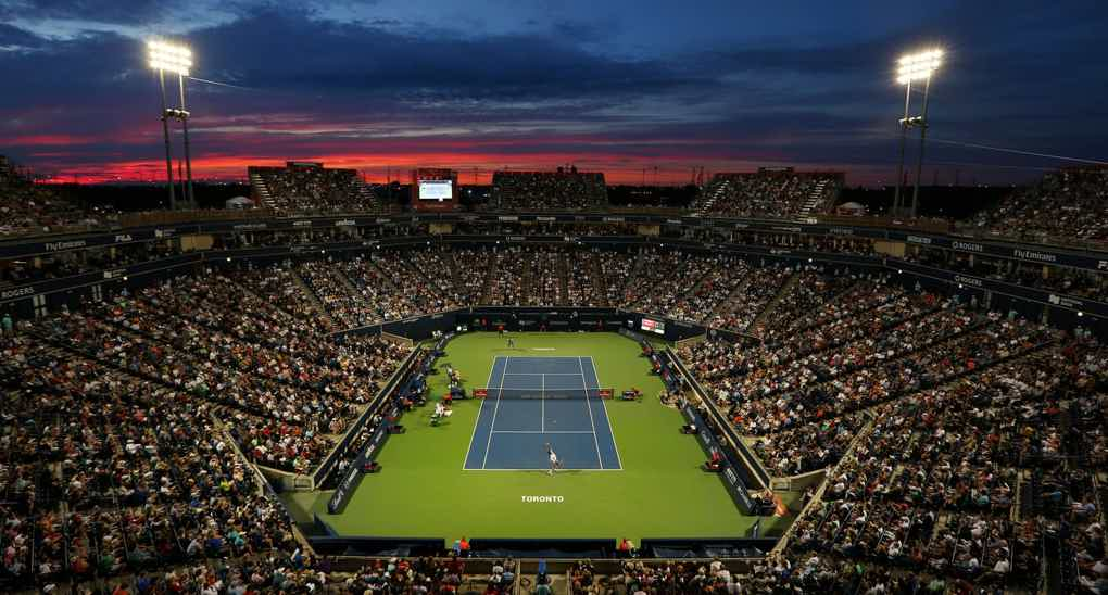 Rogers Cup Odds