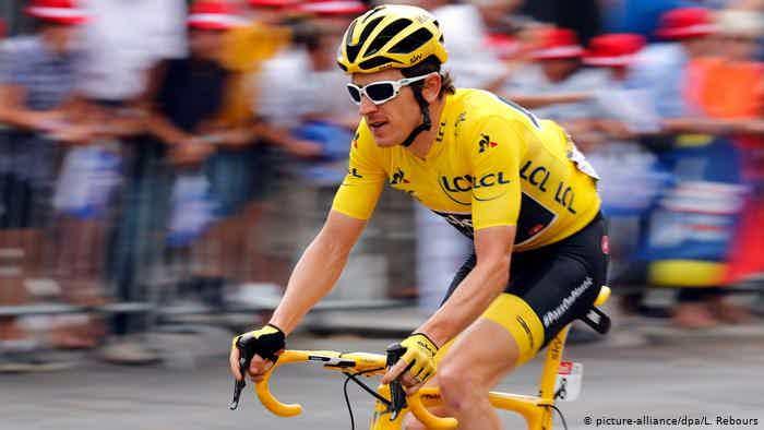 Thomas Geraint Tour de France Odds