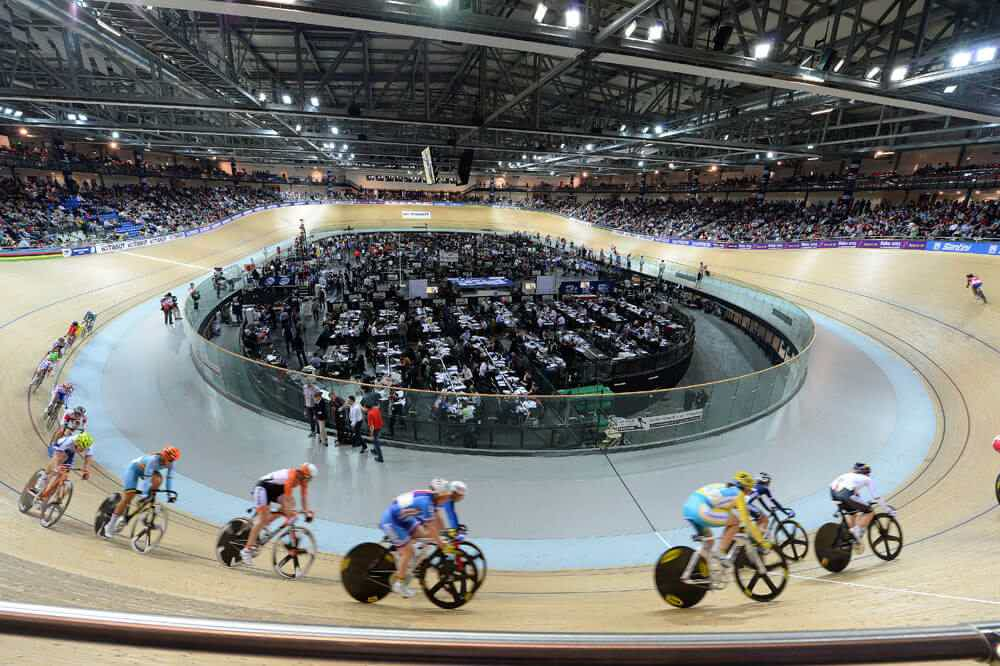 Cycling track odds