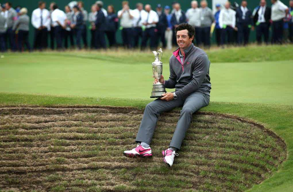 Who is the favored for the British Open 2019