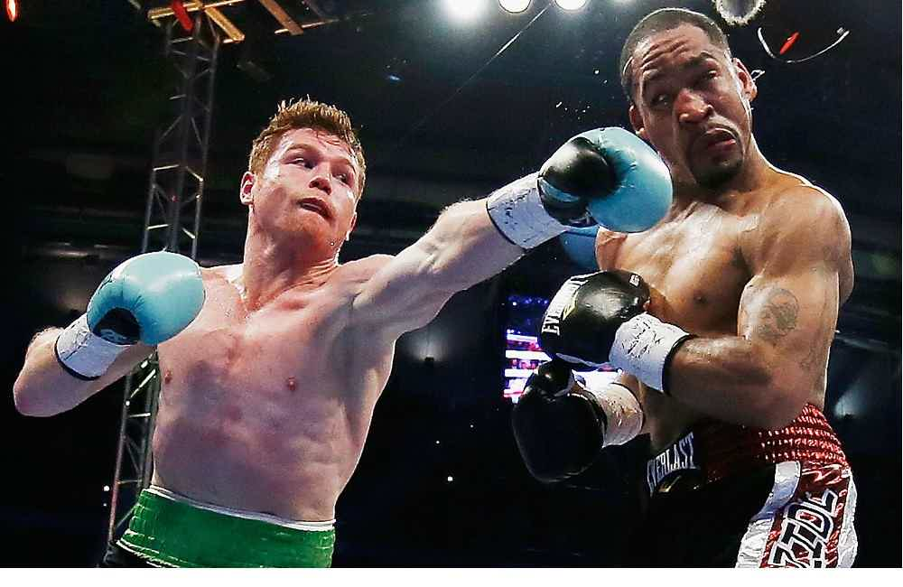 Boxing Betting Odds