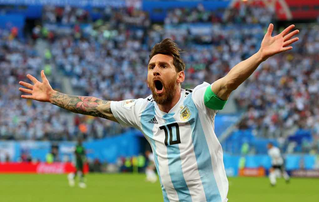 Argentina Betting Odds