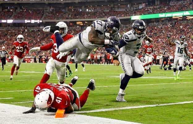 CSB NFL Touchdown