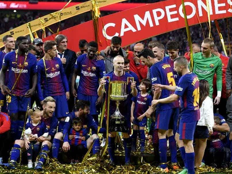 barcelona copa del rey odds